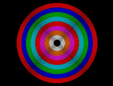 computer graphics program in c