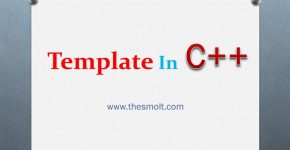 what is template in cpp