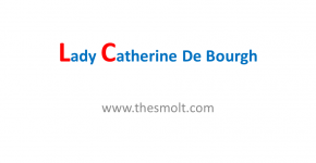 Lady Catherine de Bourgh