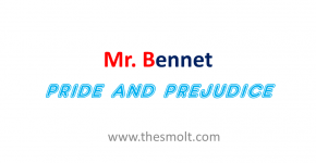 Mr bennet pride and prejudice