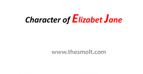 Character of Elizabeth Jane