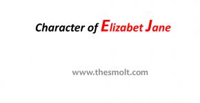 Character of Elizabeth Jane
