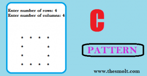 Pattern in C programming