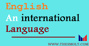 English is an international language