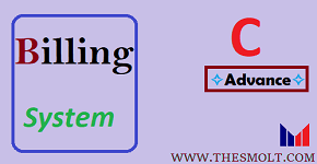 Management and Billing System Project in C