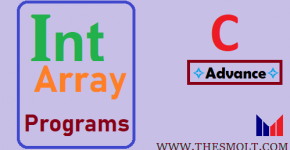 Array in C programming examples